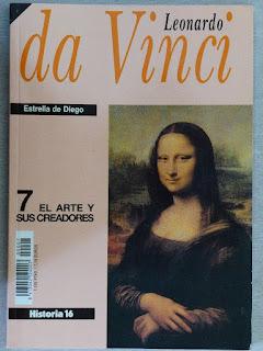"""""""Leonardo da Vinci"""" - Estrella de Diego."""