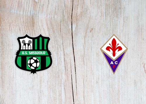 Sassuolo vs Fiorentina -Highlights 17 April 2021