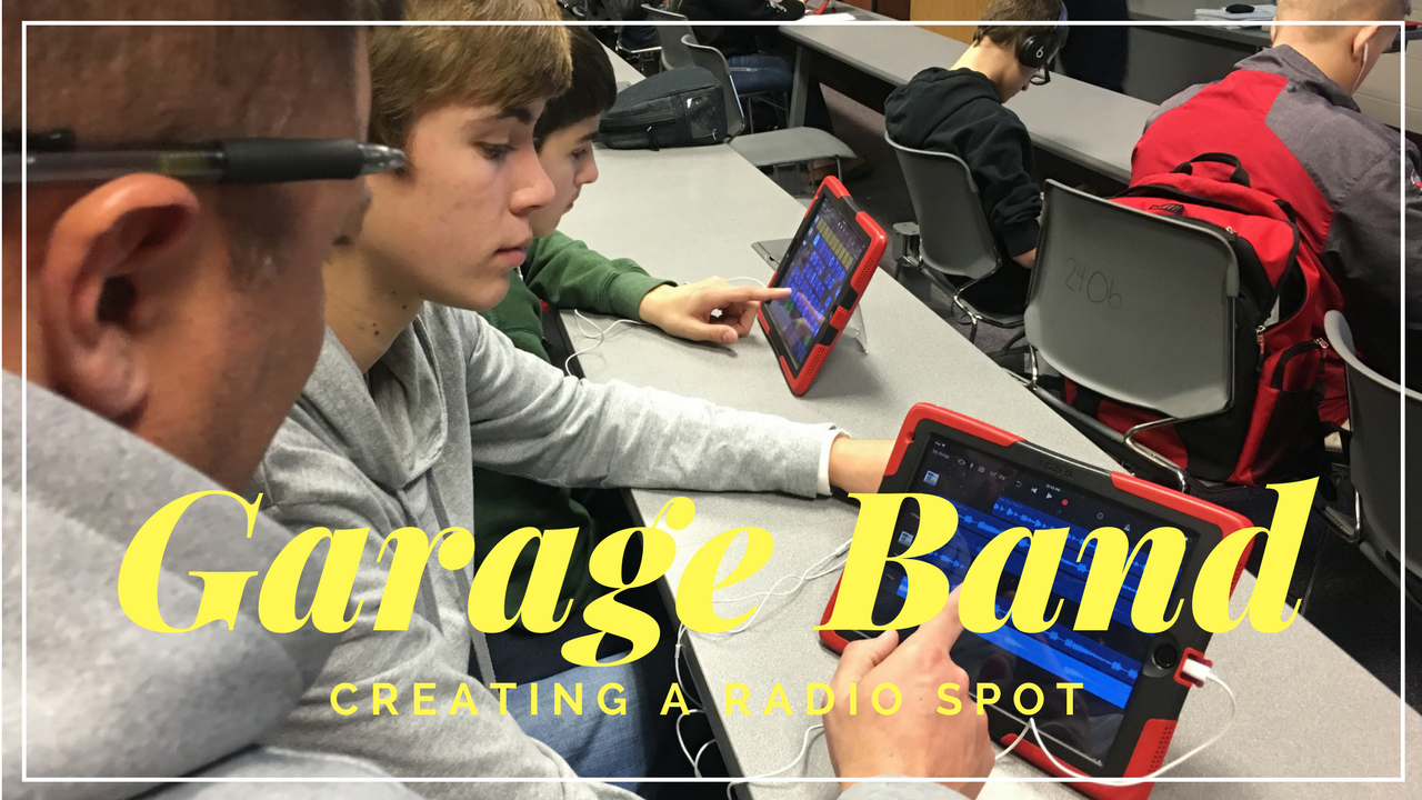 how to make a podcast on garageband 2017