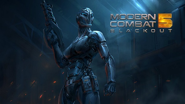 Dowonlad Modern Combat 5 Blackout Mod Apk HD Game