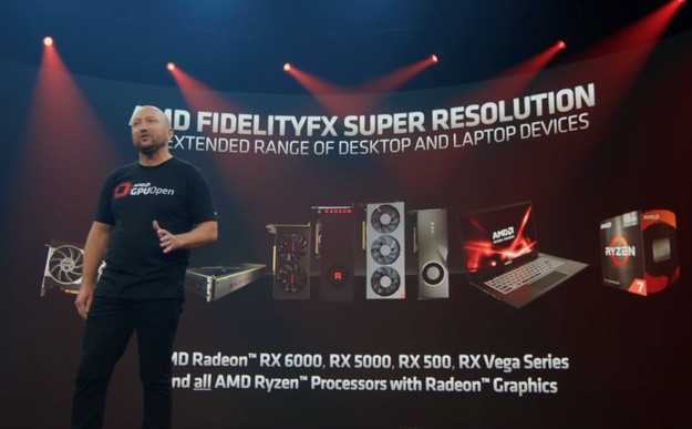 AMD's response to DLSS technology brings major improvements in the performance of (individual) games