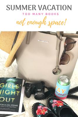 Summer Vacation: A BookLover Dilemma