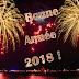 Image bonne année 2018 png - GIF, coloriage, citation, photo bonne année
