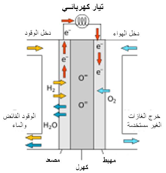 ماهي خلايا الوقود