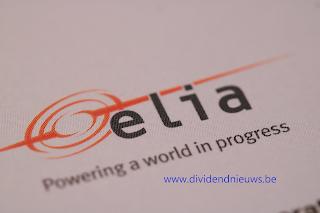 Aandeel Elia dividend 2020