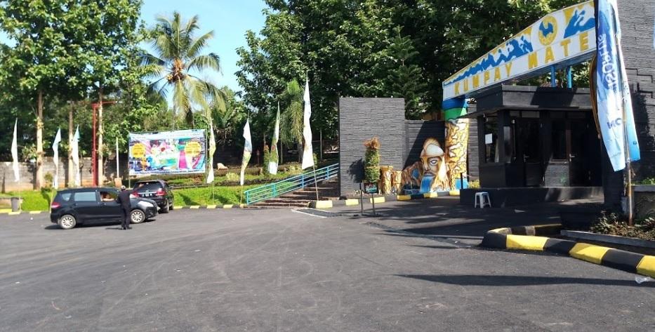 Kumpay Waterpark Subang Jawa Barat