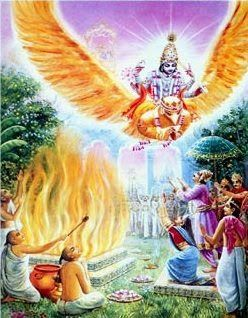 Yajna avatar of Lord Vishnu