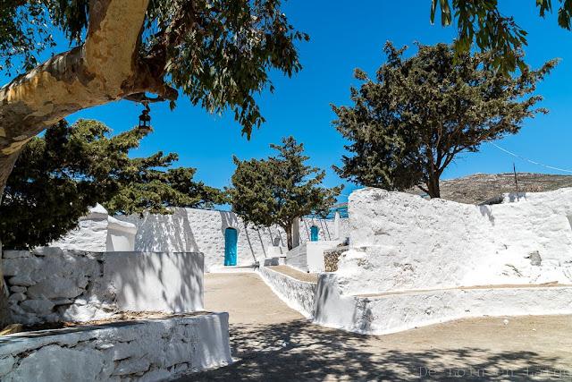 Panagia Epanochoriani-Amorgos-Cyclades