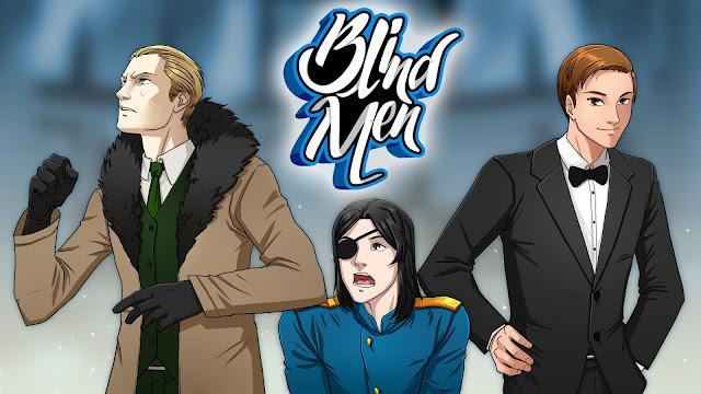 Análise: Blind Men (Switch): um supervilão gay e seus namorados espiões