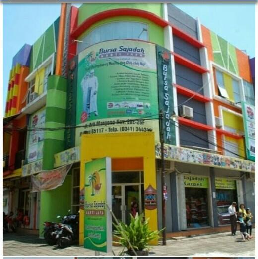 Bursa Sajadah Berbagi Kebahagiaan Bersama Yayasan Al Ikhlas