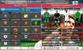 Download FTS Mod FIFA 18 Full Transfer by Andri