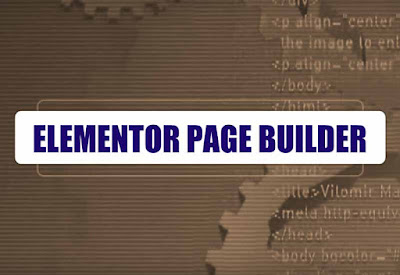 Elementor Page Builder WordPress Plugin