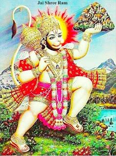 Hanuman Ji names