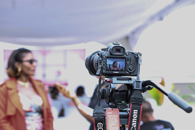 Os vídeos marcam espaço na mente do público