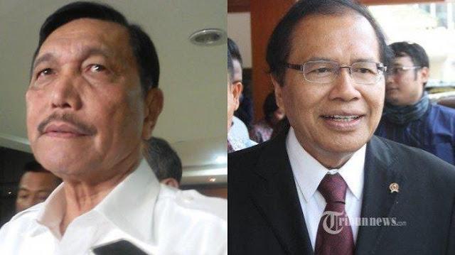 Tolak Debat Lawan Rizal Ramli, Jubir Luhut: Menurut Kami Konyol Kalau Ditanggapi