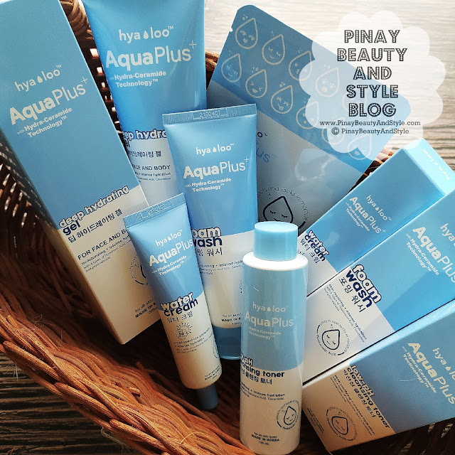 Hyaloo Aqua Plus review dehydrated oily skin