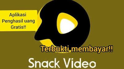 Cara Menghasilkan Uang Dari Aplikasi Snack Video dengan Cepat