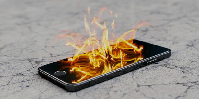 انفجار الهواتف و طرق الحفاظ عليها من الانفجار