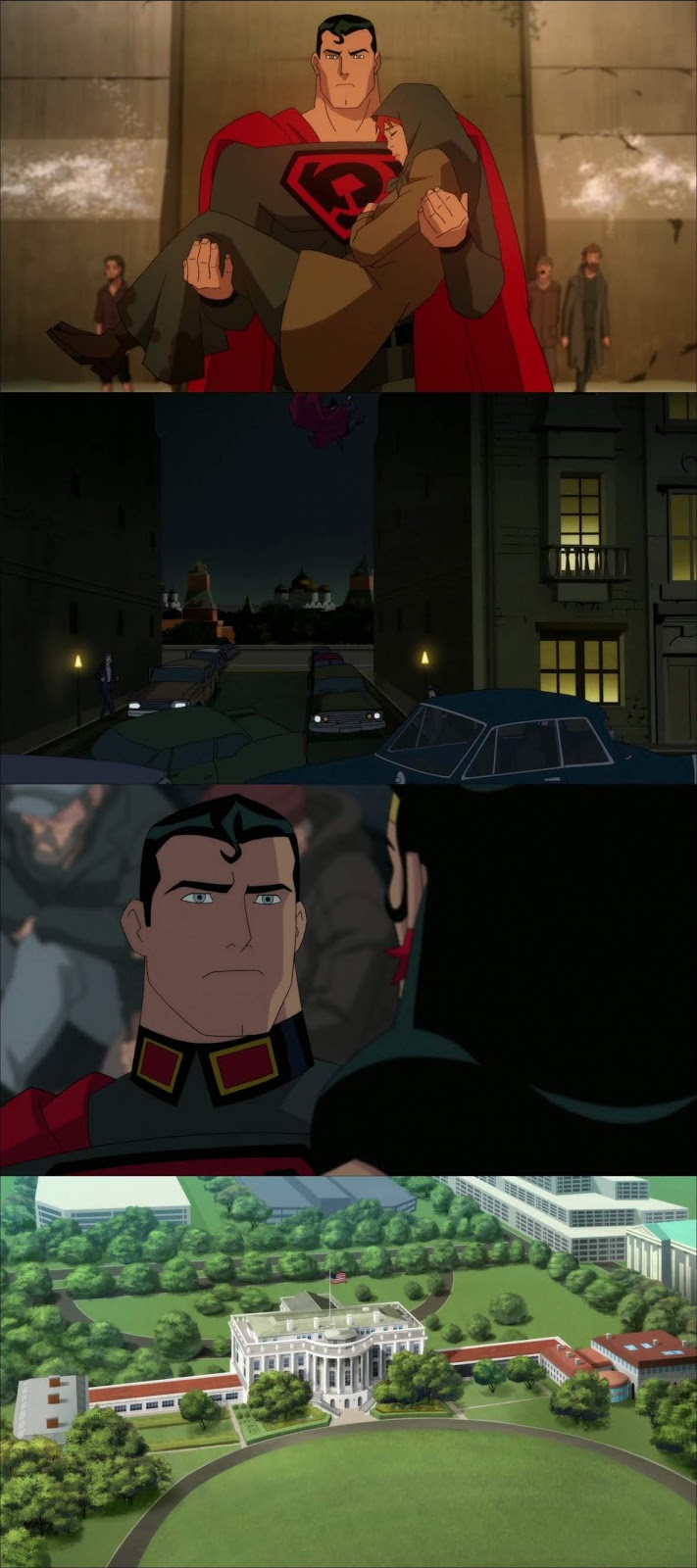 Superman Red Son (2020) HD 720p Latino