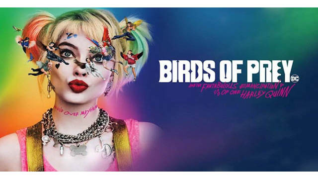 Birds of Prey (2020) English Movie 720p HD CamRip Download
