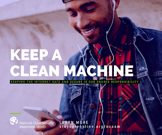 Image of Keep a Clean Machine
