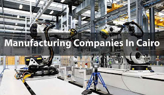 Manufacturing Companies In Cairo