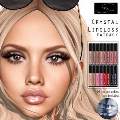 Crystal Lip Gloss @ Stellar