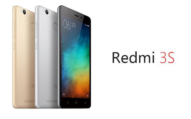 Xiaomi Redmi 3s price