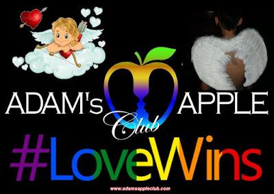 LOVE WINS Adams Apple Club Adult Entertainment Chiang Mai