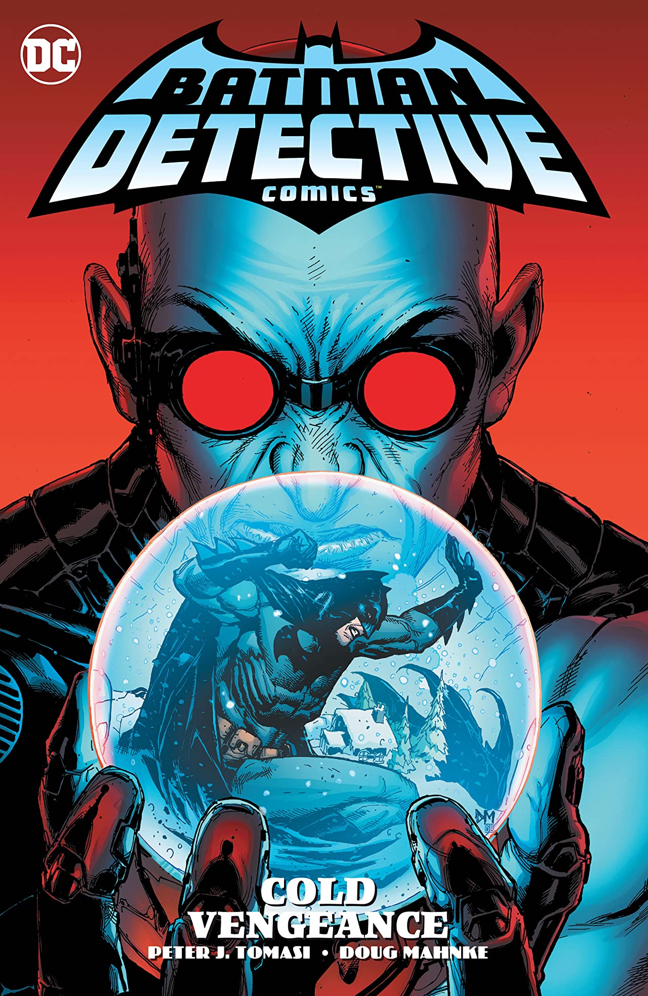 Batman Detective Comics Vol 4 Cold Vengeance