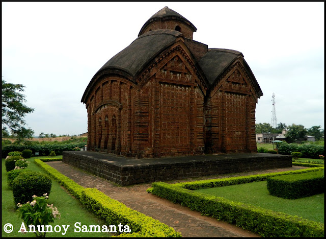 A Ride to Bishnupur - the Terracotta gallery of Bengal