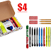 20 Piece Sharpie, Paper Mate, Expo  Writing Essentials Kit: Sharpie Markers & Highlighters, Paper Mate Pens, EXPO Dry Erase & More Only $4 - Amazon Prime Member Deal