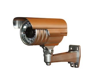 Camera thân có dạng hình ống dài