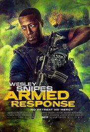 فيلم Armed Response 2017 مترجم