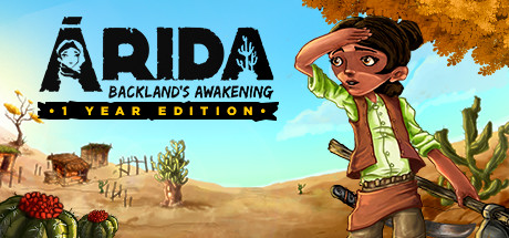 Arida Backlands Awakening 1 Year Edition-PLAZA