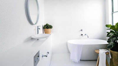 How to design good bathroom