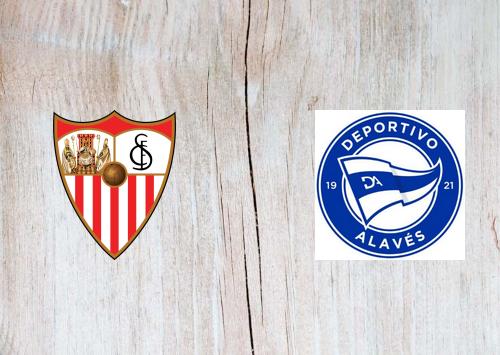 Sevilla vs Deportivo Alavés -Highlights 23 May 2021