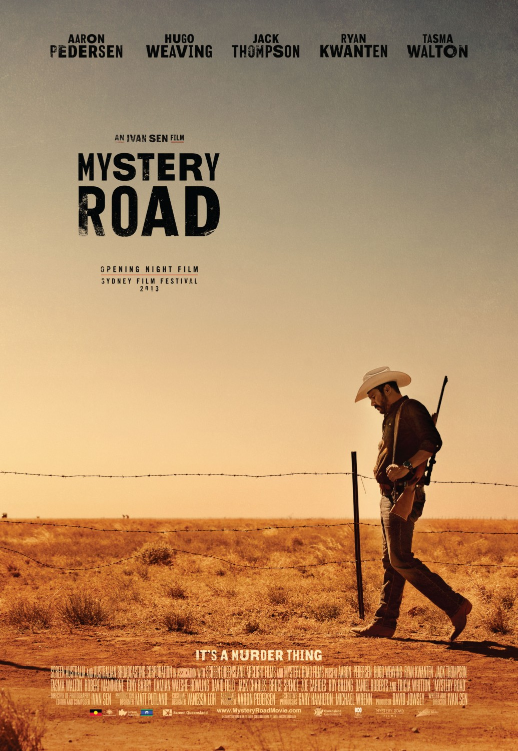 Mystery Road (2013) ταινιες online seires oipeirates greek subs