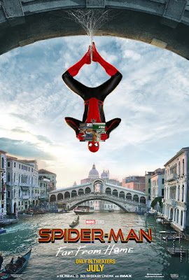 Spider Man Far From Home Movie Poster 27