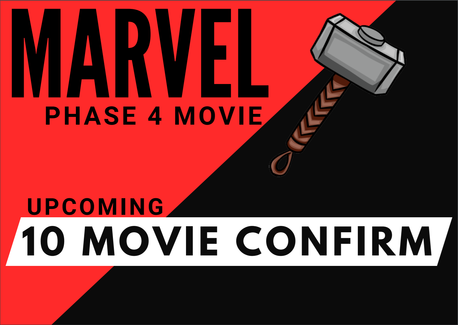 phase 4 movie list