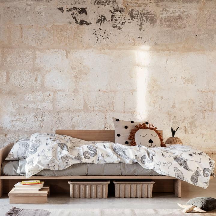 łóżko kanapa dla dziecka
