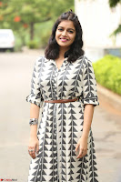 Swathi Reddy Looks super cute at London Babulu theatrical trailer launch ~  Exclusive 023.JPG