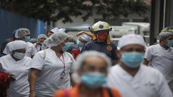 Panamá rebasa los 30.000 positivos por la Covid-19
