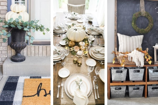 20 Dreamy Farmhouse Style Fall Decor Ideas Creative Green Living