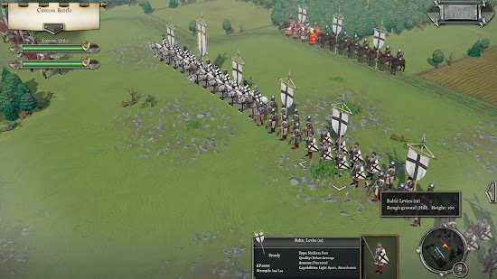 Field Of Glory II Medieval Available for PC on Steam