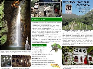 Portafolio del proyecto de turismo de naturaleza y permacultura