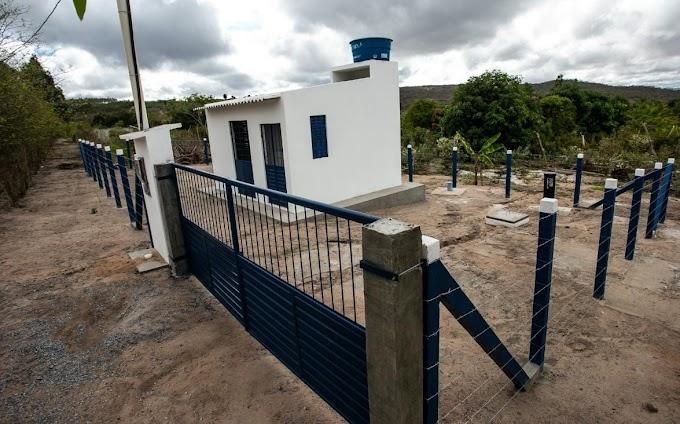 Jacobina: Modelo de gestão garante acesso a água em comunidades rurais