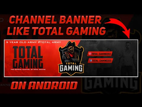 Total Gaming Channel Banner