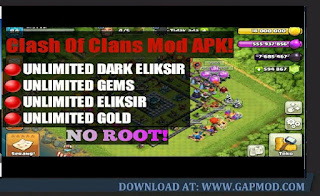 Download Android Games, Clash of Clans Update v6.322.3 Apk