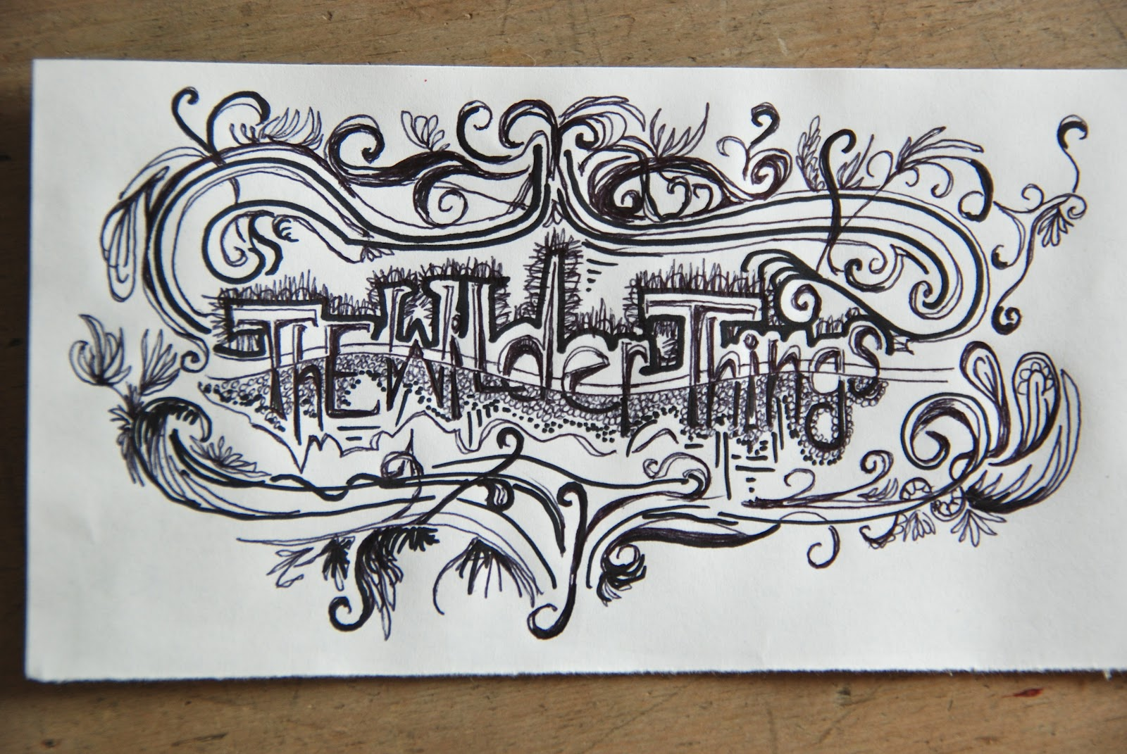 New Stylish Graffiti Drawings Of